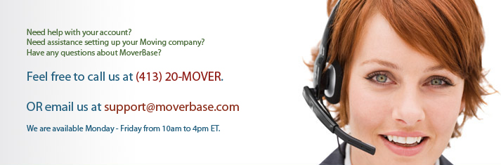 Awesome Service from MoverBase